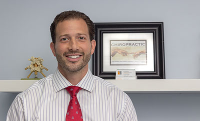 chiropractic office new fairfield ct